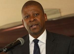 Alan Boshwaen, founding CEO of the Botswana Innovation Hub (BIH).