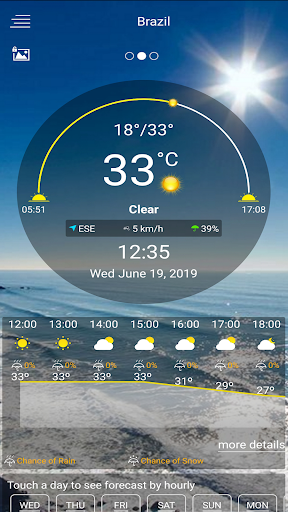 Accurate Weather Forecast: Check Temperature 2020 1.22.12 screenshots 7