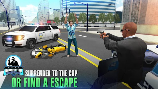 Real Gangster City Crime Action - náhled