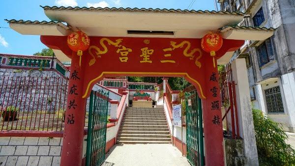 Templo Sam Sin Kung