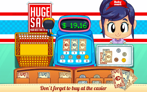 Marbel Shopping Time screenshot 4