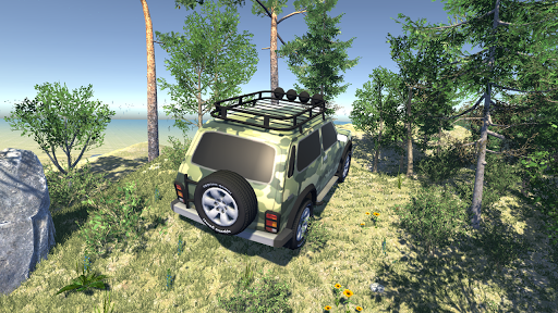 Russian Cars: Offroad 4x4 for PC
