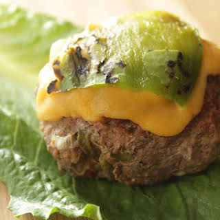 Hatch Season Strikes Again! (Hatch chile burger).