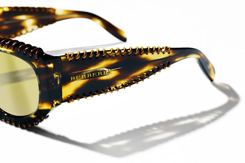Photo: Whipstitch Tortoiseshell Sunglasses