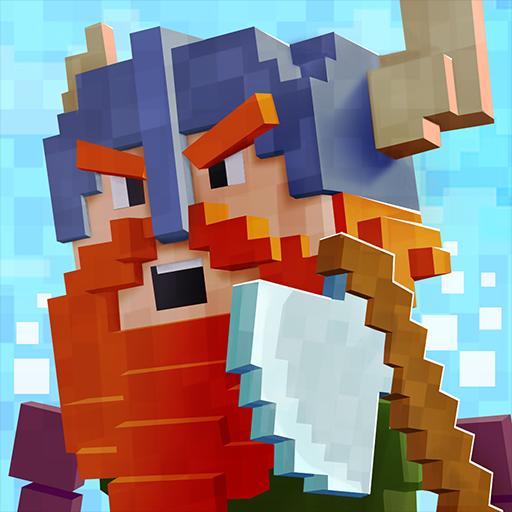 Vikings Pixel Warfare
