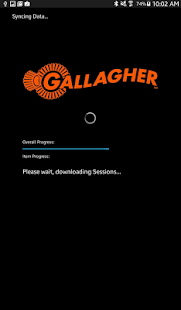 Gallagher Animal Dashboard- screenshot thumbnail
