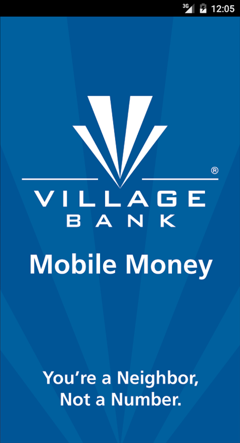 Village Bank- screenshot