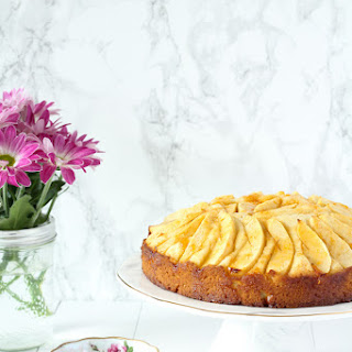 Teacups, Grandmas and Apple Sponge Cake Recipe
