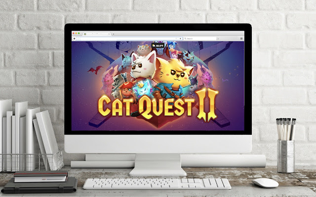 Game Theme: Cats Quest 2