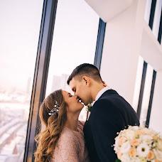 Wedding photographer Kseniya Grobova (kseniyagrape). Photo of 18.02.2018