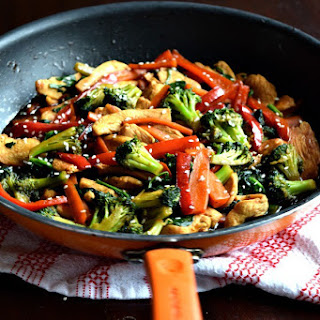 Chicken And Carrot Stir Fry Recipes.
