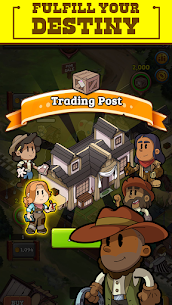 Idle Frontier: Tap Town Tycoon (MOD, Free Upgrade) 1