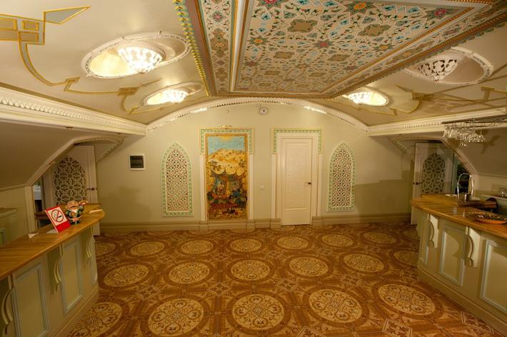 Фото №5 зала Бархан