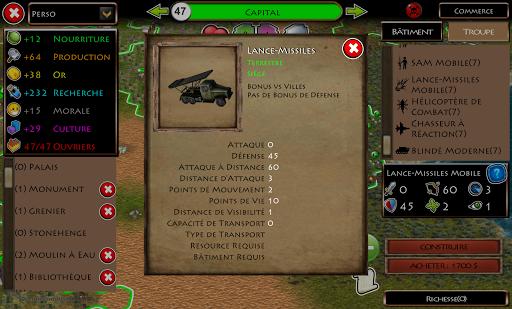 World of Empires  captures d'écran 2