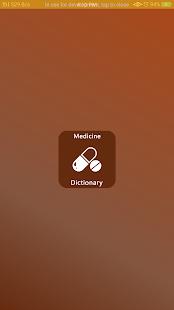 Medicine Dictionary - náhled