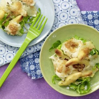 Savoy Cabbage-Noodle Casserole