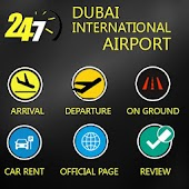 FlightTracker-DUBAI AIRPORT