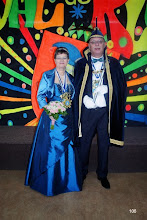 Photo: De Klutsers, Apeldoorn, Z.D.H Prins Antonius en H.D.H.Prinses Dis