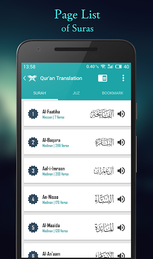 Quran English by Arrayyan Apps (Google Play, United States
