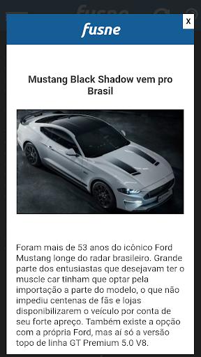 Notu00edcias - Fusne.com screenshots 3