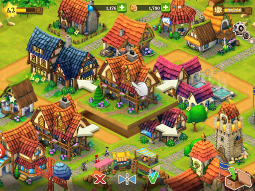 Town Village: Farm, Build, Trade, Harvest City 1.9.6 screenshots 12