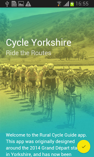 Ride The Yorkshire Routes