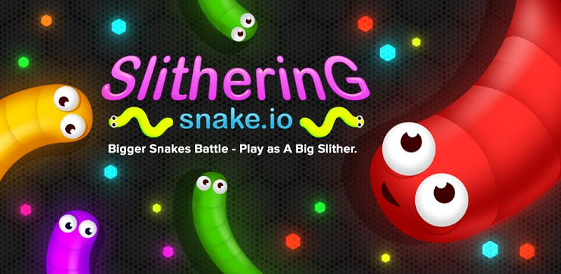 Slithering Snake.io – APK MOD HACK – Dinheiro Infinito