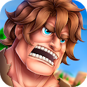 Caveman Island Survival Simulator 3D: Primal World icon