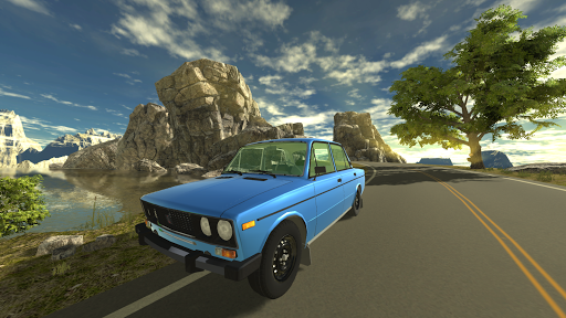 Russian Car Lada 3D 1.5 screenshots 9