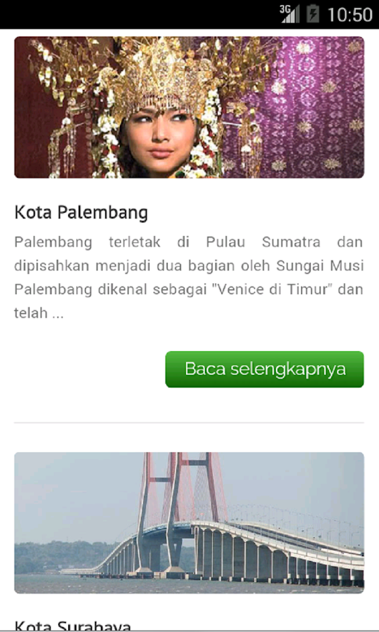 Mengenal Indonesia- screenshot