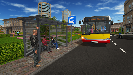 Bus Game 2.0.1 screenshots 3