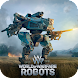 WWR:戦争ロボットオンラインバトルゲーム - Androidアプリ