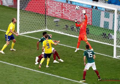 La Suède et le Mexique continuent leur route en huitièmes de finale du Mondial