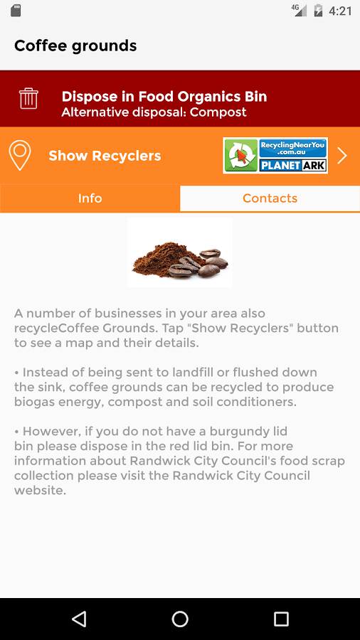 RecycleSmart- screenshot