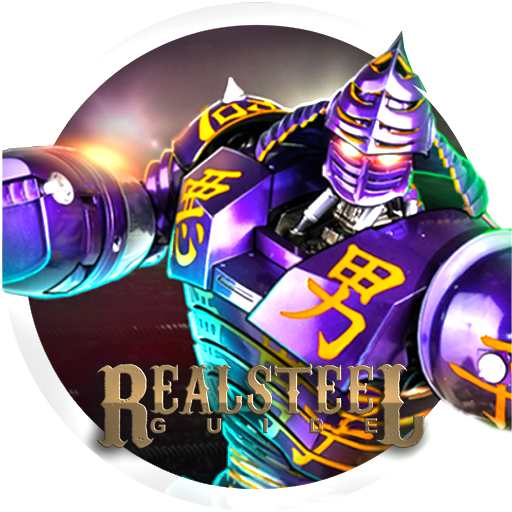NEW REAL STEEL WRB GUIDE