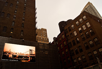 Photo: My photography on a gigantic screen in midtown Manhattan for the rest of the summer  Here is a pretty huge bit of news that I have been jumping up and down for joy about the whole day!  For the rest of the summer, around 70 of my photos of New York City can be viewed on an absolutely gigantic screen in midtown Manhattan. They are in a random rotation at Big Screen Plaza located between 29th and 30th street off of 6th Avenue. To say that I am excited would be a huge understatement.  The screen is a 30 x 16 ft. HD-format LED screen and is in a 10,000-square foot outdoor multimedia venue that hosts major events and screenings of an eclectic mix, ranging from cinema to sports, from the arts to fashion.  I don't know if I will be able to wipe this huge smile off my face!    New York Photography: Big Screen Plaza photography.    You can view this post along with all relevant links if you wish at my site here:  http://nythroughthelens.com/post/27856284439/vivienne-gucwa-photography-exhibited-on-a-large  -  Tags: #photography  #newyorkcity  #nyc  #newyorkcityphotography  #city  #urban  #manhattan  #viviennegucwaphotography  #photographyexhibit  #video