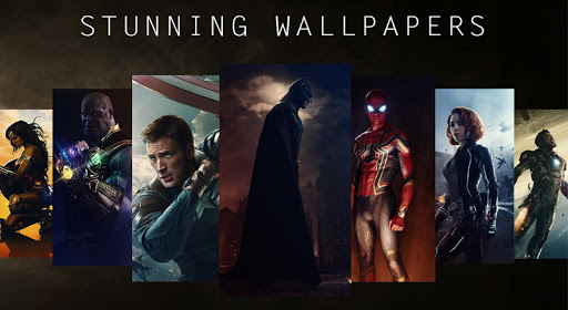 Superheroes Wallpapers HD I 4K Backgrounds photos 1