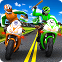 Bike Attack Racing Adventure : Pak India Challenge icon