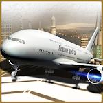 Airplane Simulator World 3D Icon