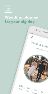 The Big Day – Wedding Planner & Wedding Countdown 1