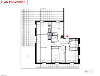 Appartement 4 pièces 79,09 m2
