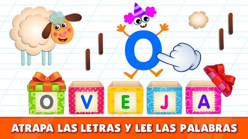 Bini Super ABC juego! Juegos educativos para niños screenshot 7