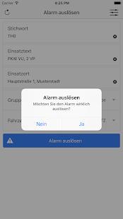 Alarmbox Zentrale Divera 24/7 - náhled
