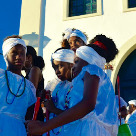 Baianas de Lençóis  by Diego Alves - People Street & Candids ( bahia, brazil, culture, people )