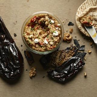 Greek Eggplant Dip (Melitzanosalata)