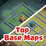 Maps of Clash Of Clans 2.5.0