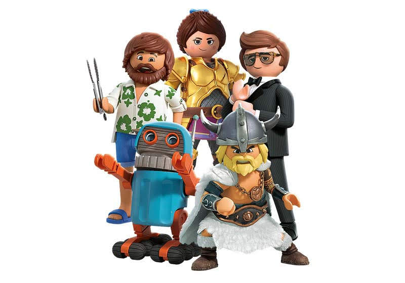 Contenido  de Playmobil® 70069  Sobre Sorpresa The Movie
