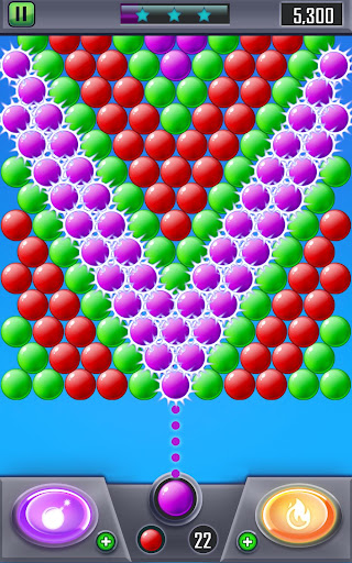 Bubble Chain Blast game (apk) free download for Android/PC/Windows screenshot