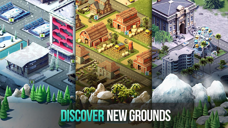 City Island 4- Simulation Town: Expand the Skyline Screenshot 17