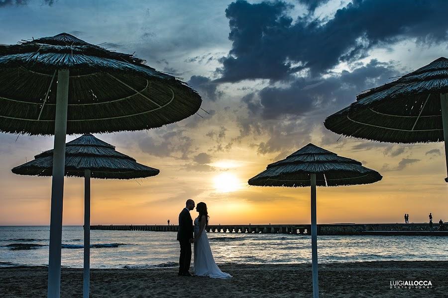 Fotografo di matrimoni Luigi Allocca (luigiallocca). Foto del 20.12.2017